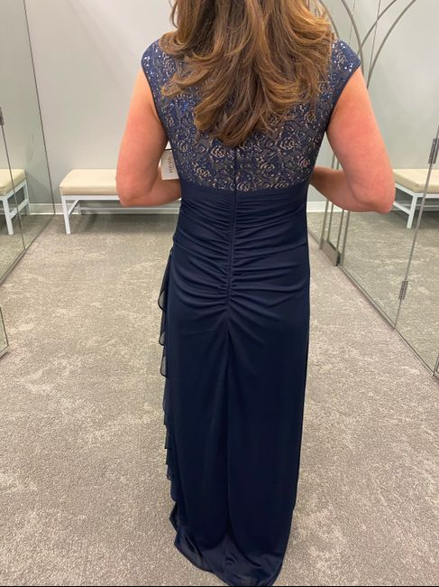 Mother of the Bride Dress, Sexy & Sleek? 2