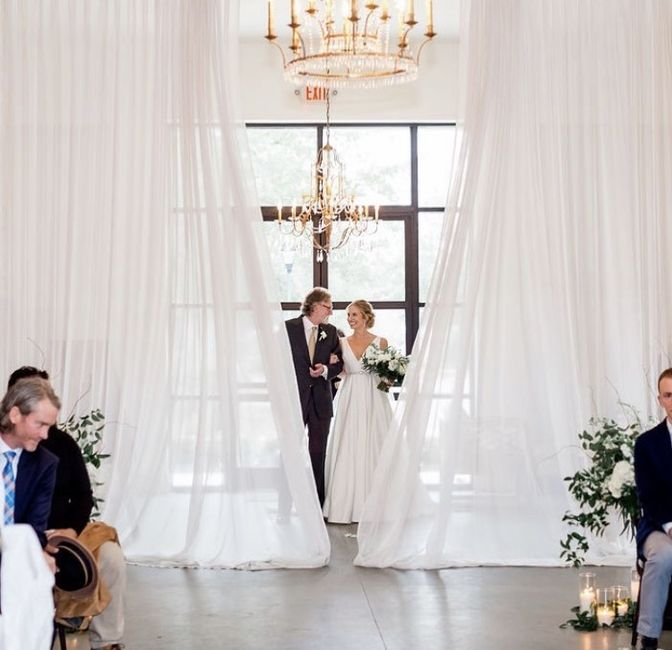 Does your dress match your venue style? 4