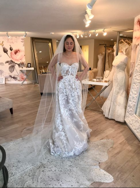 Does your dress match your venue style? 5