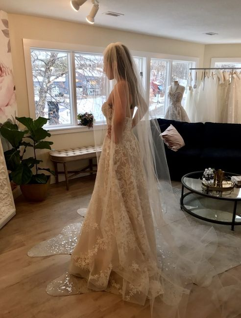 Does your dress match your venue style? 6