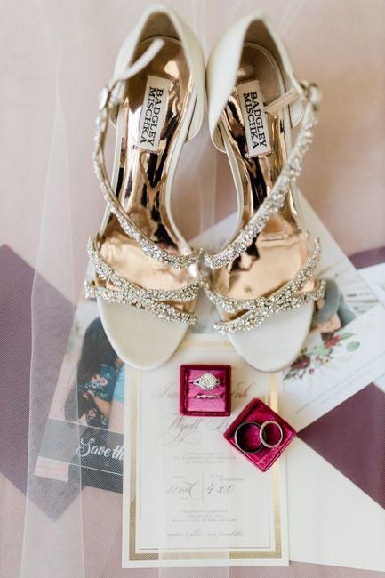 Badgley Mischka Bridal Shoes 2