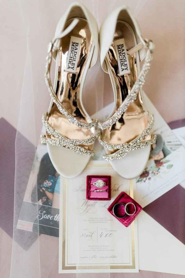 Badgley Mischka Bridal Shoes - 1