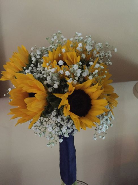 Sunflowers Bouquet - 1