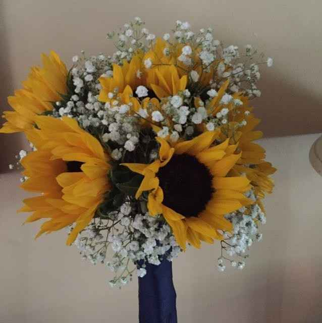 Doing your own bouquet