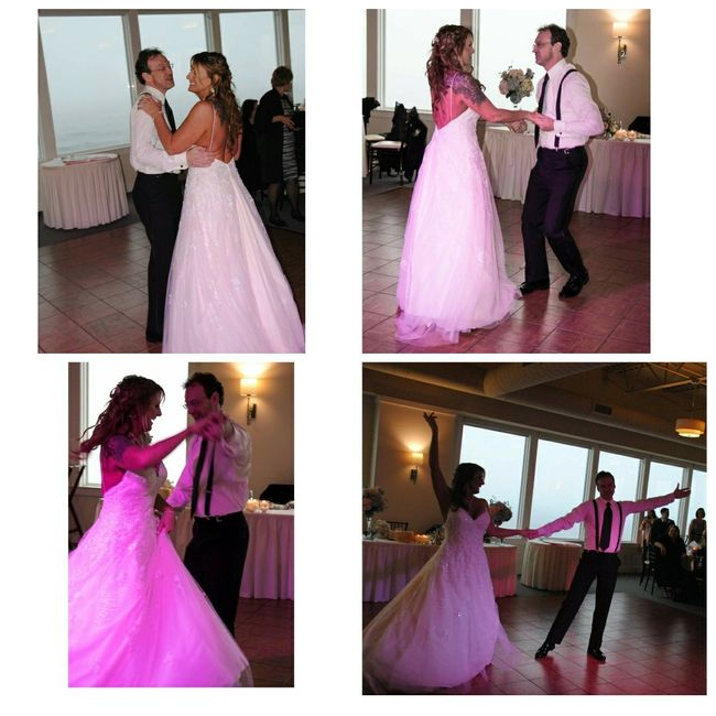 The first dance!  Are you winging it, practicing, or taking lessons? - 1
