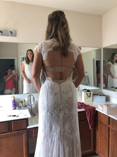 Help me choose the dress! 1