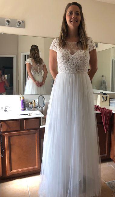 Help me choose the dress! 4