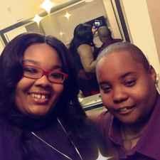 Kiara and Jasmine