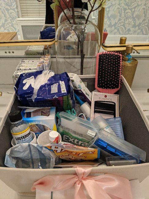 Bathroom basket! 1