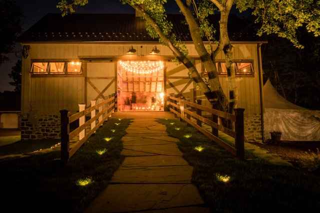 If I was to have a barn wedding