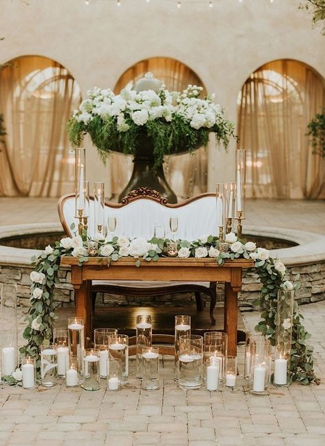 How much did you spend on flowers for your wedding? 8