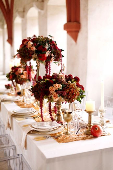 Fall Wedding Color Suggestions 19