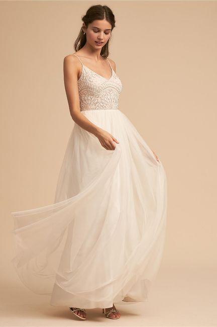 fadd81a21f90 Inexpensive wedding dresses? | Weddings, Wedding Attire | Wedding ...