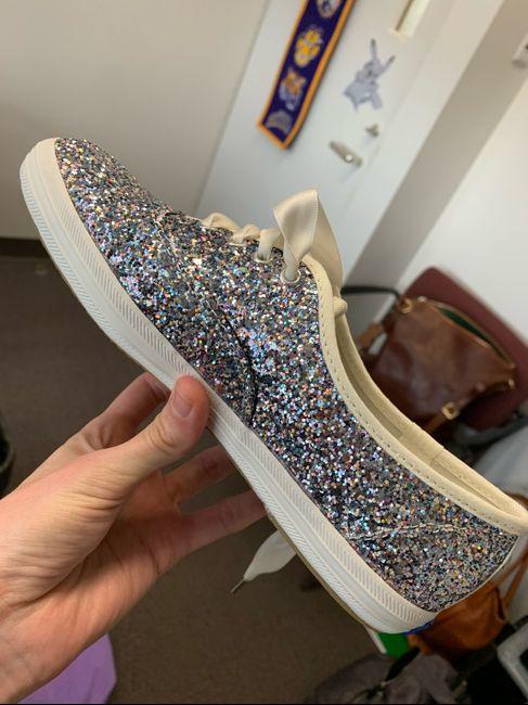 Petite brides - show me your shoes. 13