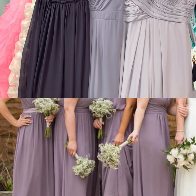 Purple hues for your big day 5