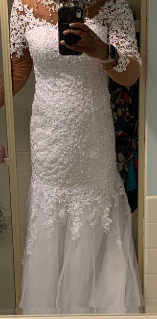 Aliexpress Dress came 2