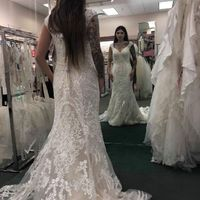 Dress regret - 1