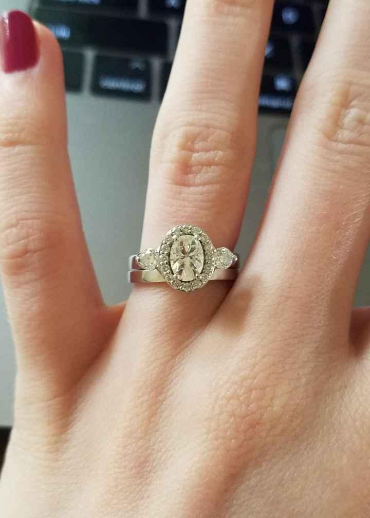 Custom Engagement Ring 2