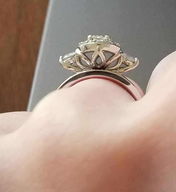 Custom Engagement Ring 3