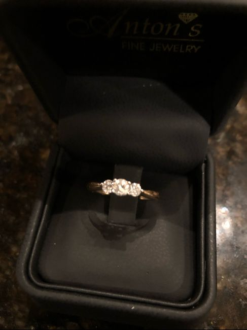Brides of 2019!  Show us your ring! - 2