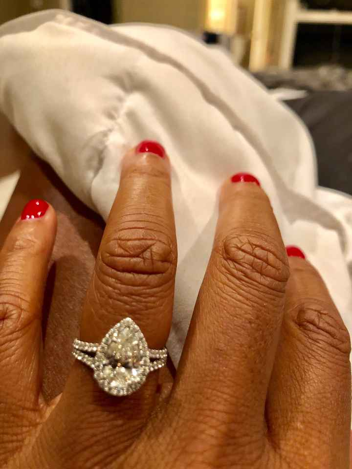 Brides of 2019!  Show us your ring! - 1