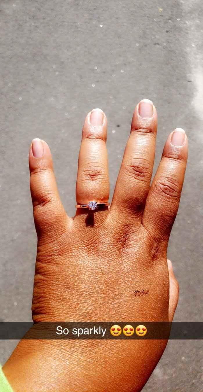 Newly Engaged! - 1