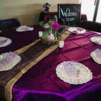 Decorated our Reception Venue! - 1