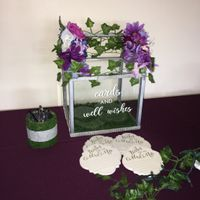 Decorated our Reception Venue! - 2