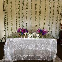 Decorated our Reception Venue! - 3