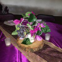 Decorated our Reception Venue! - 5
