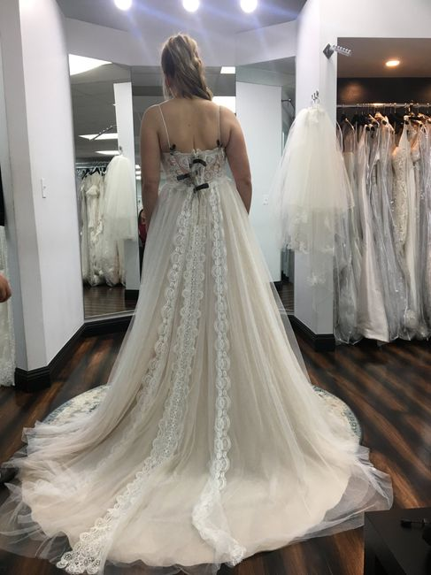 Wedding Dress Designers! Who are you wearing? 13
