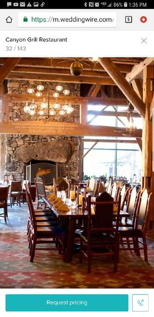 Where are you getting married? Post a picture of your venue! 7