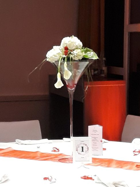 Show Me Your Table Numbers! 6