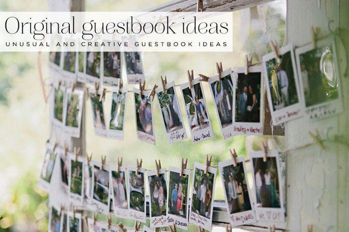 Guest book Alternative - 6