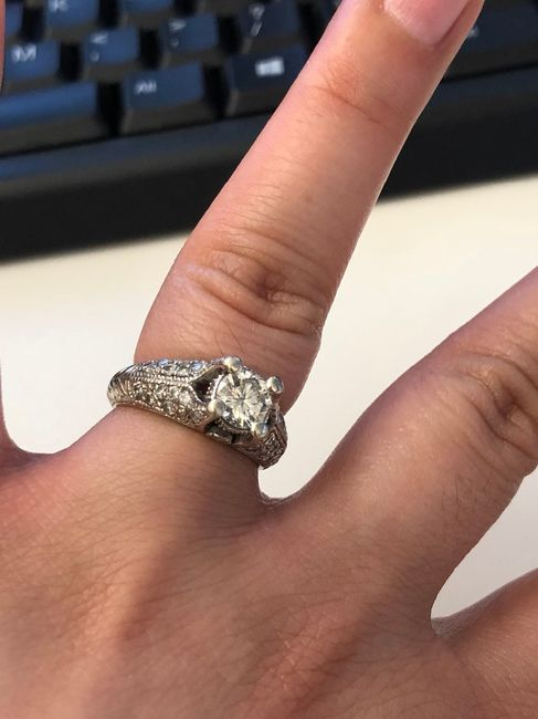 My ring-a-ling-a-ring!