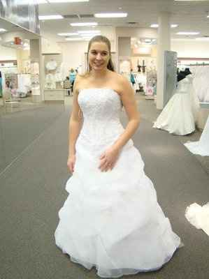 I want to see dresses