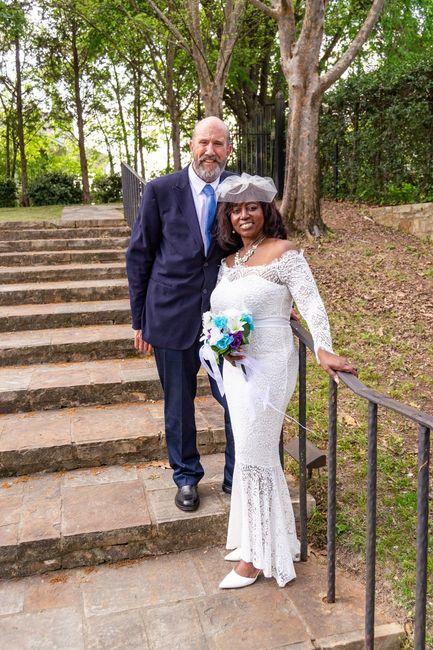 Wedding Pics!!! March 28 Nuptials of Joy! 1