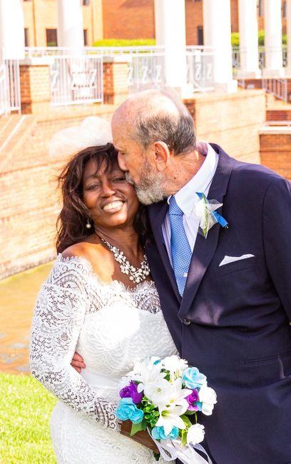 Wedding Pics!!! March 28 Nuptials of Joy! 2