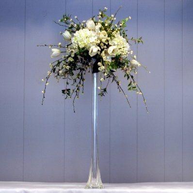 Eiffel Tower Vase Centerpiece Pic Weddings Planning Wedding