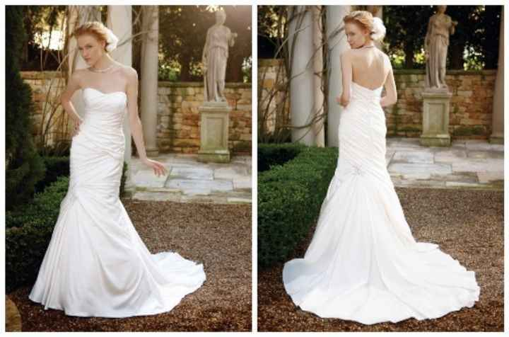 Re:Wedding Dress Disaster