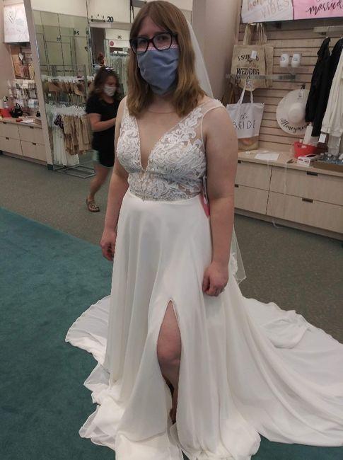 Dresses from David's Bridal 8