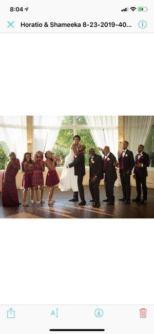 Post wedding photos The Piedmont  Room 8.23.19 3