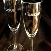What is your champagne flute?