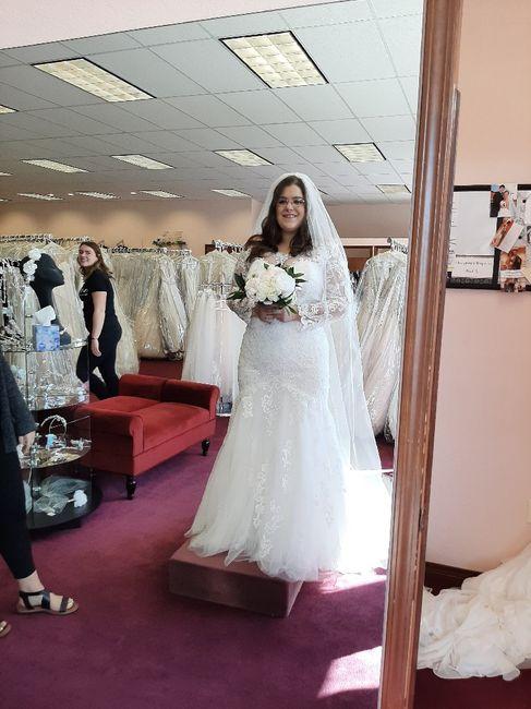 Mermaid/trumpet wedding gowns! 17