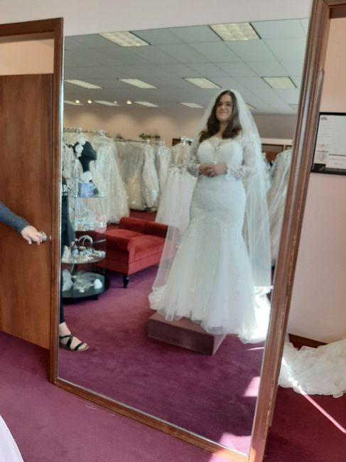 Mermaid/trumpet wedding gowns! 19
