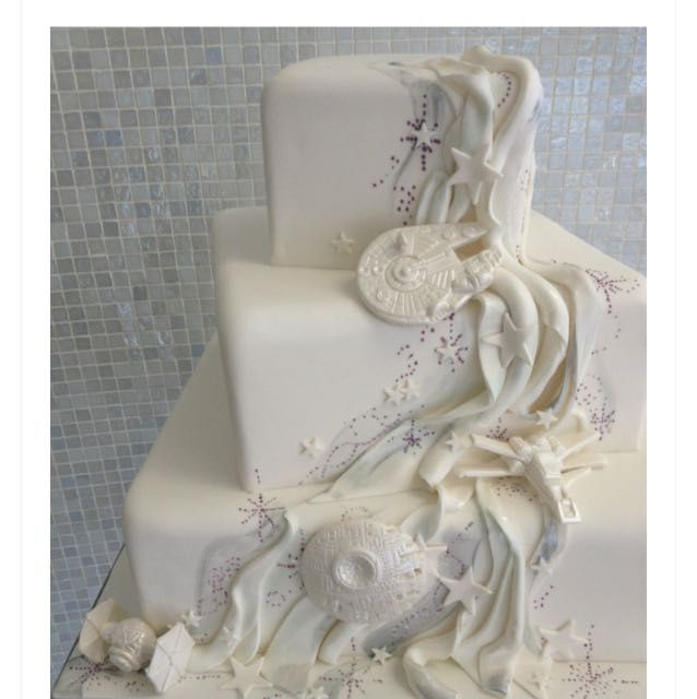 Geek wedding - 1
