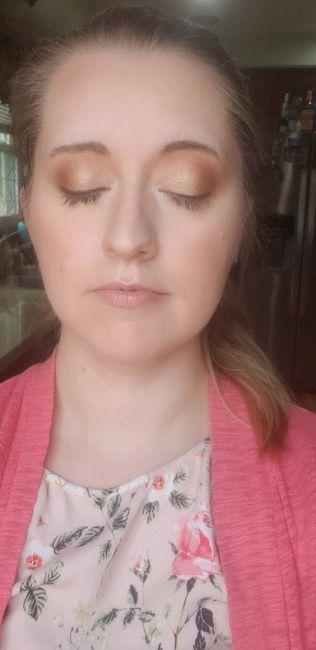 Makeup Trial 2