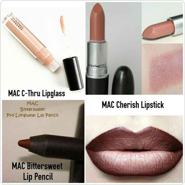 What color lipstick? 💋 - 1