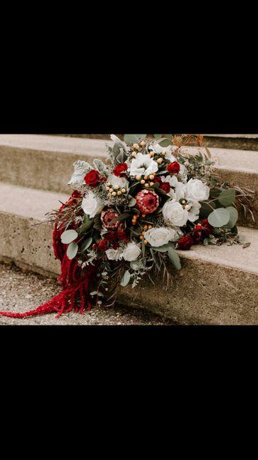 Wedding florals! 1