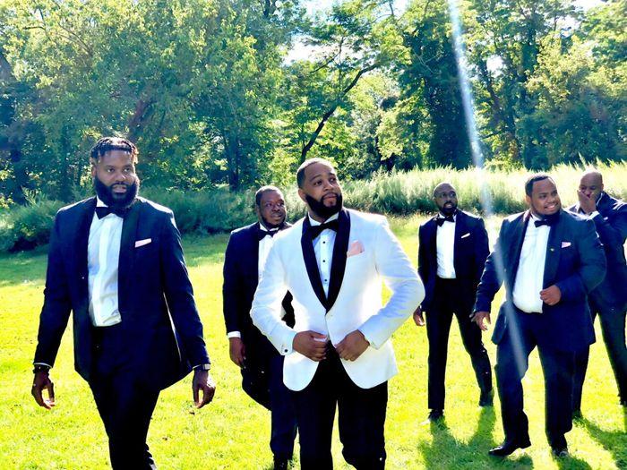 Bam!!! August 31st Wedding in New York 10